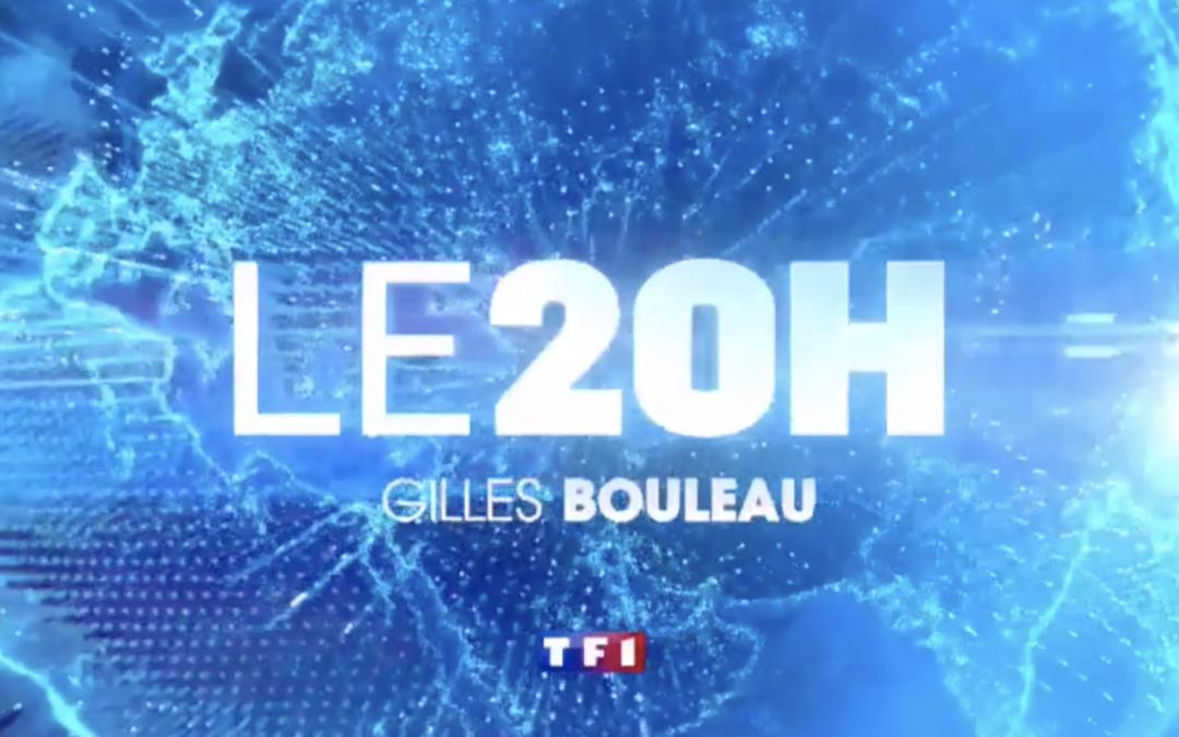GEGIP sur le TF1 de 20h00