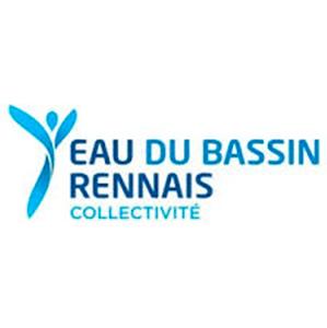 Logo Eau du Bassin rennais