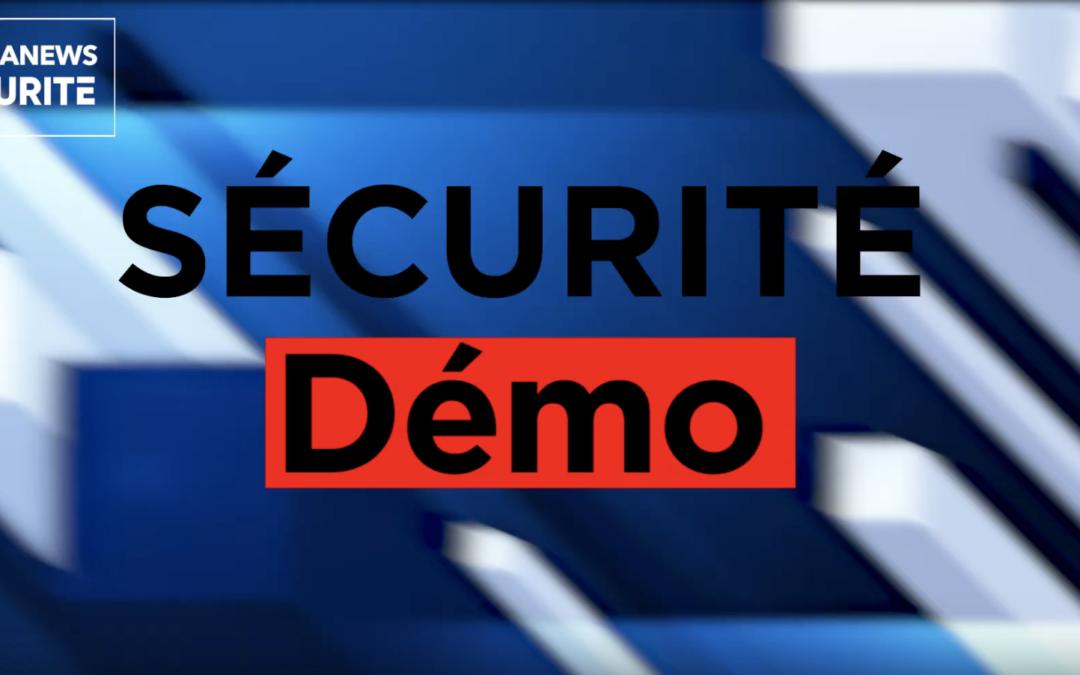 Sécurité Démo : ceinture de sécurité Géosécure et balises gps locbox par gegip sécurité