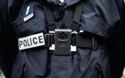 Les caméras-piétons généralisées au 1er juillet 2021 pour les forces de l'ordre