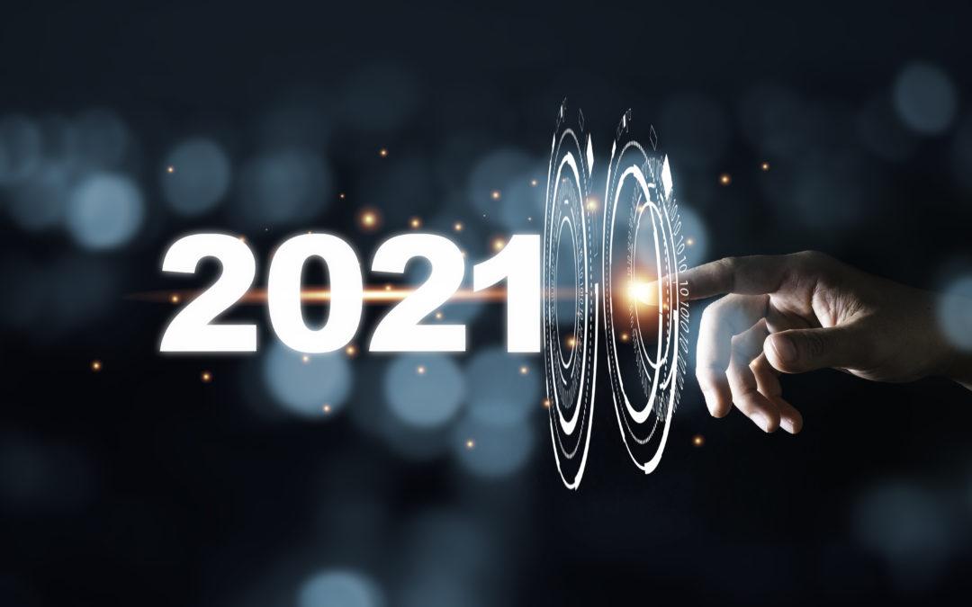 En avant 2021 !