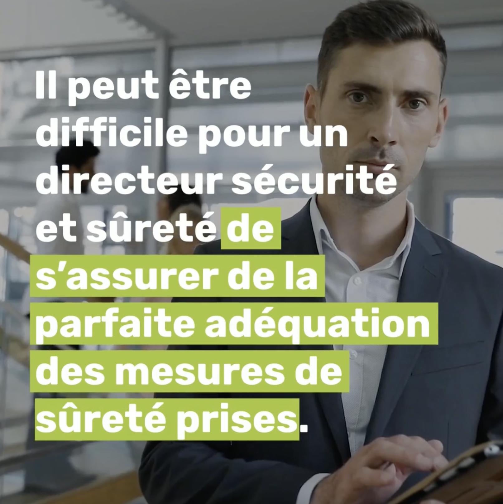 Contrôle d'accès, surveillance humaine, sécurité électronique, vidéoprotection : votre entreprise est-elle suffisamment protégée ?